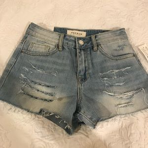 Pacsun Ripped Shorts. Size 22. Brand New w/ Tags.